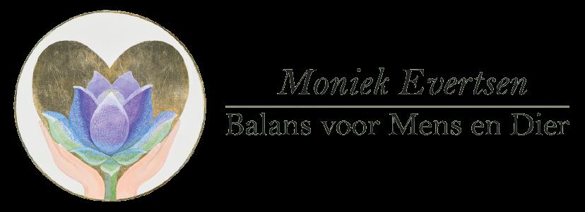Balans voor mens en dier Logo
